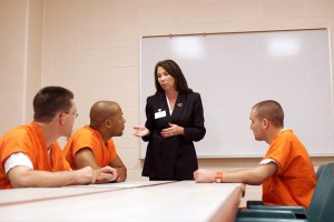 Prison Counselor