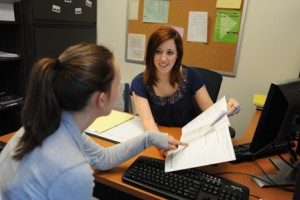 Guidance Counselor differences between a college and a university